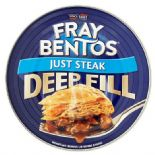 Fray Bentos Just Steak Pie 475G